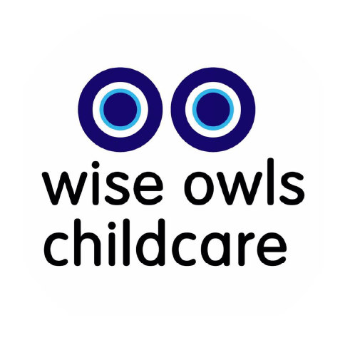 Wise Owls Childcare Logo